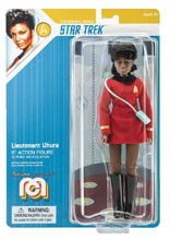 Image: Mego Sci-Fi Wave 5 Star Trek 8-Inch Action Figure: Lieutenant Uhura  - Mego Corporation
