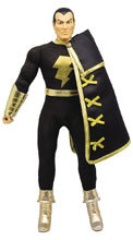 Image: Mego DC Comics Wave 7 Action Figure: Black Adam  (14 Inch) - Mego Corporation