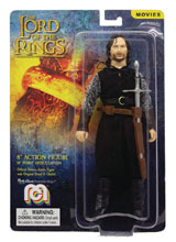 Image: Mego Movies Wave 7 Lord Of The Rings Action Figure: Aragorn  (8 Inches) - Mego Corporation