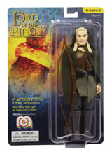 Image: Mego Movies Wave 7 Lord Of The Rings Action Figure: Legolas   (8 Inches) - Mego Corporation