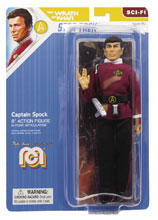 Image: Mego Sci-Fi Wave 7 Star Trek 2 Movie Action Figure: Captain Spock  (8 Inches) - Mego Corporation