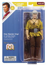 Image: Mego Sci-Fi Wave 7 Star Trek 2 Movie Action Figure: Khan  (8 Inches) - Mego Corporation