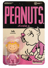 Image: Peanuts Reaction Figure: Pajama Sally  - Super 7