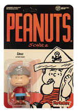 Image: Peanuts Reaction Figure: Pirate Linus  - Super 7