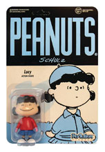 Image: Peanuts Reaction Figure: Winter Lucy  - Super 7