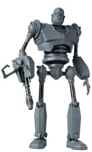 Image: Iron Giant Diecast Action Figure  (Battle Mode Version) (1/12 Scale) - 1000 Toys Inc.
