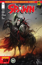 Image: Spawn #309 (cover A - Mattina) - Image Comics
