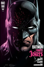 Image: Batman: Three Jokers #1 (variant cover - Jason Fabok) - DC - Black Label