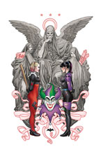 Image: Harley Quinn #75 (variant cover - Frank Cho) - DC Comics