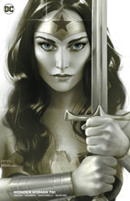 Image: Wonder Woman #761 (variant card stock cover - J Middleton) - DC Comics