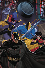 Image: Batman: The Adventures Continue #3 - DC Comics