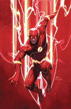 Image: Flash #759 (variant cover - Inhyuk Lee) - DC Comics