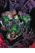 Image: Green Lantern Season Two #6 - DC Comics