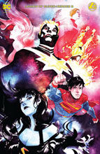Image: Legion of Super-Heroes #8 (variant cover - Dustin Nguyen) - DC Comics