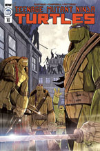 Image: Teenage Mutant Ninja Turtles #108 (incentive 1:10 cover - Brooks) - IDW Publishing
