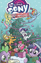 Image: My Little Pony: Holiday Memories SC  - IDW Publishing
