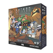 Image: Batman Animated Series Game: Arkham Asylum  - IDW Publishing