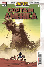 Image: Empyre: Captain America #3 - Marvel Comics