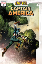 Image: Empyre: Captain America #3 (variant cover - Guice) - Marvel Comics