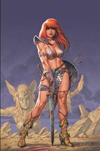 Image: Red Sonja #18 (variant cover - Linsner Virgin) - Dynamite