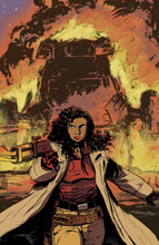 Image: Firefly #19 (incentive 1:25 cover - McDaid) - Boom! Studios