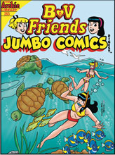 Image: B & V Friends Jumbo Comics Digest #283 - Archie Comic Publications