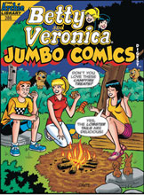 Image: Betty & Veronica Jumbo Comics Digest #286 - Archie Comic Publications