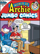 Image: World of Archie Jumbo Comics Digest #102 - Archie Comic Publications