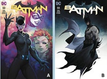 Image: Batman #50 (cover A & B Set - Michael Turner) - Aspen MLT Inc