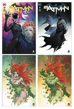 Image: Batman #50 (Michael Turner cover A, B, C, D Set) - Aspen MLT Inc