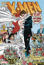 Image: X-Men #30 (Wedding) (Facsimile edition) (DFE signed - Kubert) - Dynamic Forces