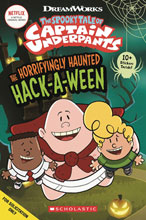 Image: Captain Underpants Comic Reader #1 (Haunted Hackaween) - Scholastic Inc.