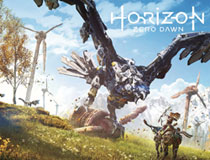 Image: Horizon Zero Dawn #1 (cover B - Game Art Wraparound) - Titan Comics