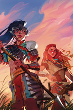 Image: Horizon Zero Dawn #1 (cover G incentive 1:10 - Loish Virgin) - Titan Comics