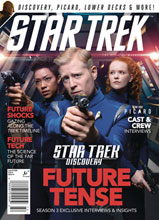 Image: Star Trek Magazine #76 (newsstand cover) - Titan Comics