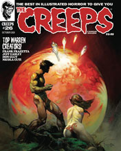 Image: Creeps #26 - Warrant Publishing Company