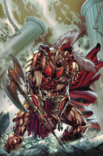 Image: Myths & Legends Quarterly: Ares #1 (cover A - Vitorino) - Zenescope Entertainment Inc