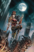 Image: Van Helsing vs. The League of Monsters #5 (cover A - Vitorino) - Zenescope Entertainment Inc