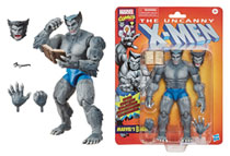 Image: X-Men Legends Retro  (6-inch) Beast Variant Action Figure Case - Hasbro Toy Group