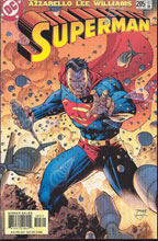Image: Superman #205 -