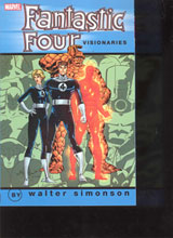 Image: Fantastic Four Visionaries: Walter Simonson Vol. 01 SC  - Marvel Comics