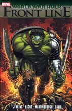 Image: Hulk: World War Hulk - Front Line SC  - Marvel Comics