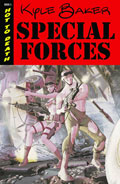 Image: Special Forces Vol. 01 SC  - Image Comics
