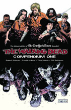 Image: Walking Dead Compendium Vol. 01 SC  - Image Comics