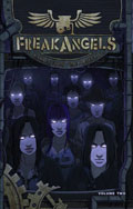 Image: Freakangels Vol. 02 Signed HC  - Avatar Press Inc