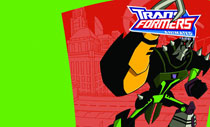 Image: Transformers Animated Vol. 09 SC  - IDW Publishing