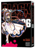Image: Black Lagoon Vol. 06 GN  - Viz Media LLC