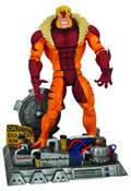 Image: Marvel Select Action Figure: Sabertooth  -