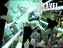 Image: Gravel #20 (wraparound cover) - Avatar Press Inc
