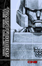 Image: Transformers: The IDW Collection Vol. 01 HC  - IDW Publishing